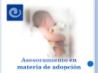 Asesoramiento en materia de adopción