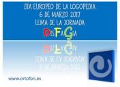Día Europeo de la Logopedia 2017