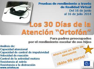 """""""Los 30 Días de la Atención Ortofón"""""""