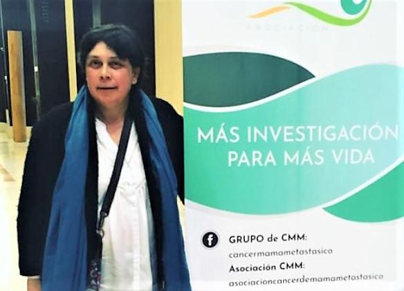 Araceli Oubiña, amiga luchadora y vital, nos deja a los 53 años