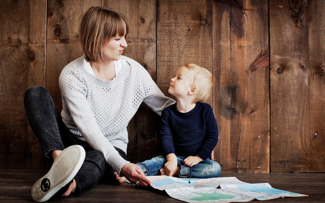 Cómo dar una orden o una instrucción a los más pequeños