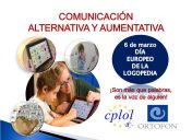 Comunicación Alternativa y Aumentativa, tema central del Día Europeo de la Logopedia 2018