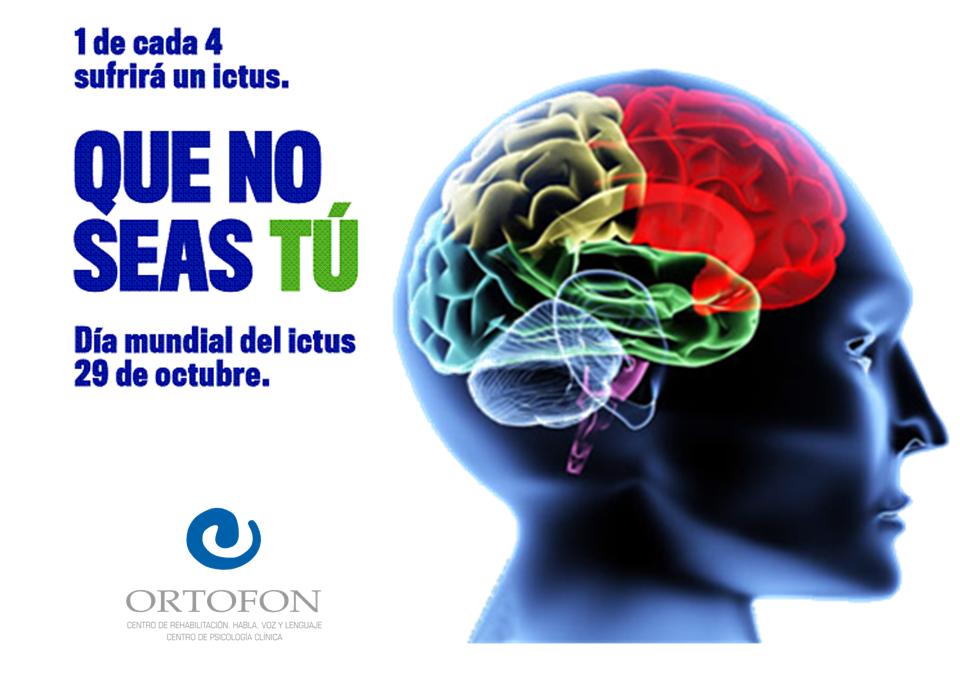 """""""Que no seas tú"""", lema del Día Mundial del Ictus"""