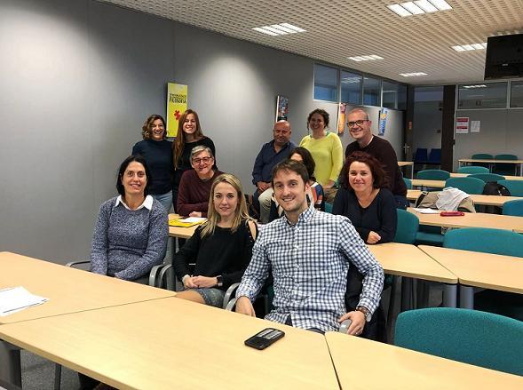 Se celebra un nuevo curso sobre educación de la voz entre docentes de la Universidad de Valencia