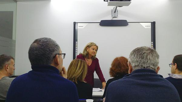 Profesionales del mundo de la comunicación y el periodismo asisten a los cursos de Ortofón