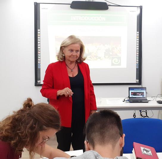 Comienzan las sesiones personalizadas del curso 'Hablar en público'