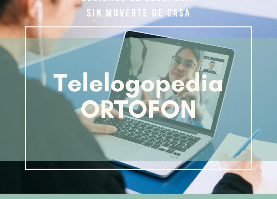 Telelogopedia: medio seguro y válido para una rehabilitación logopédica con garantías