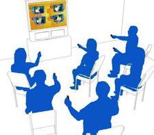 Aula interactiva y el estímulo de la inteligencia