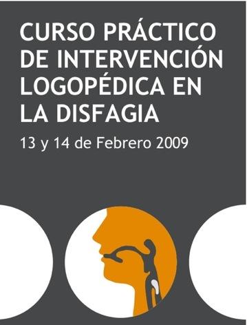Curso práctico de intervención logopédica en Disfagia