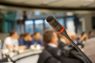 Estrategias para hablar en público