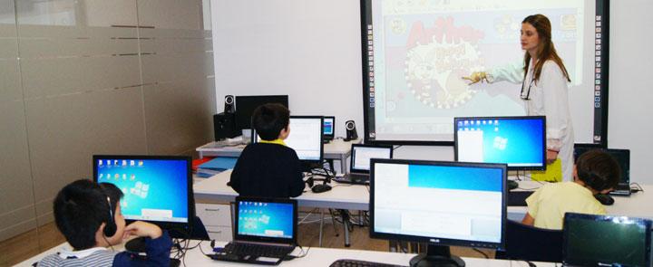 Aula interactiva y el estimulo de la inteligencia