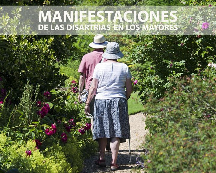 Manifestaciones de las disartrias en los mayores