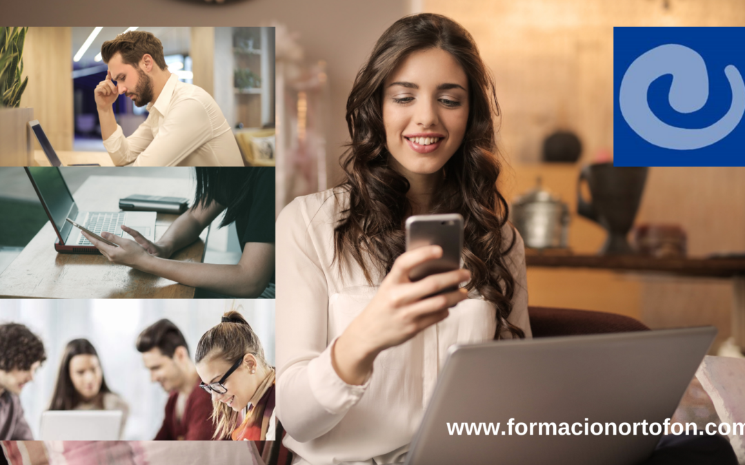 Nueva plataforma de formación online de ORTOFON. Cursos especializados en Logopedia y Psicología