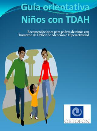 Guía orientativa sobre niños con TDAH