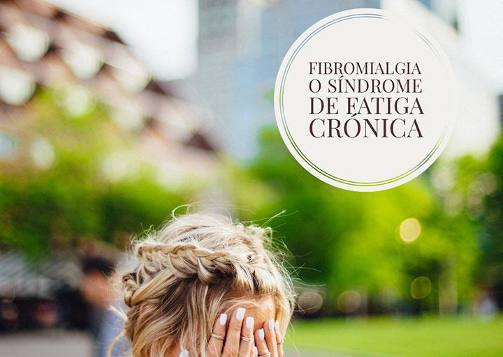 Terapia de la Fibromialgia o Síndrome de Fatiga Crónica
