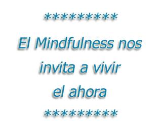 Mindfulness en Valencia