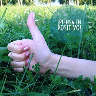 ¿De vuelta a la rutina? ¡Piensa en positivo!