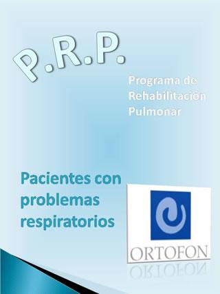 Programa de rehabilitación pulmonar