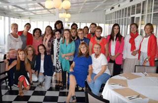 Reunión de Mujeres Laringectomizadas