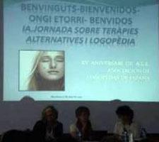 Terapias Alternativas y Logopedia